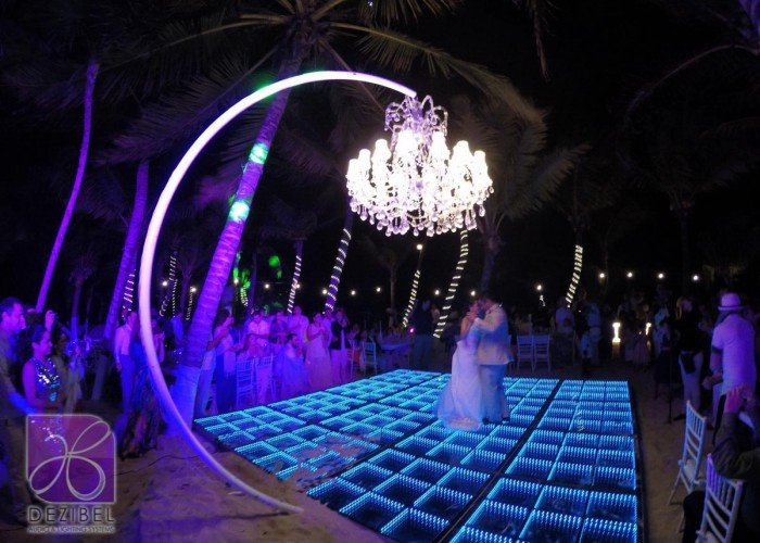 Wedding cancun-Planners - Beautiful Chandelier _-102