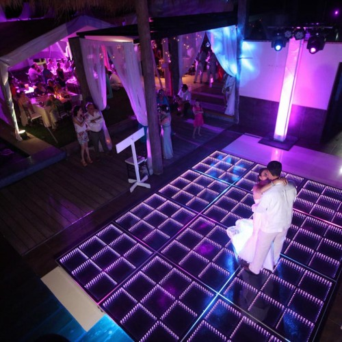 Wedding cancun-Planners-Infinity Dance Floor-Dance Floor for party-183