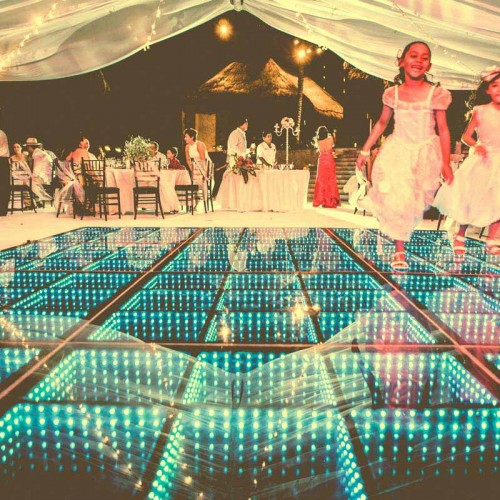 Wedding cancun-Planners-Infinity Dance Floor-Dance Floor for party-70