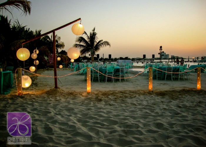 Wedding cancun-Planners-chinese paper lamps-outdoor-96