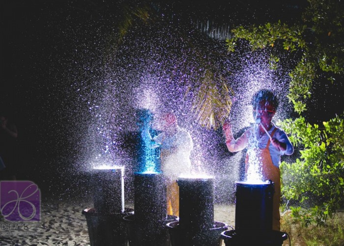 cancun-water-drums-show
