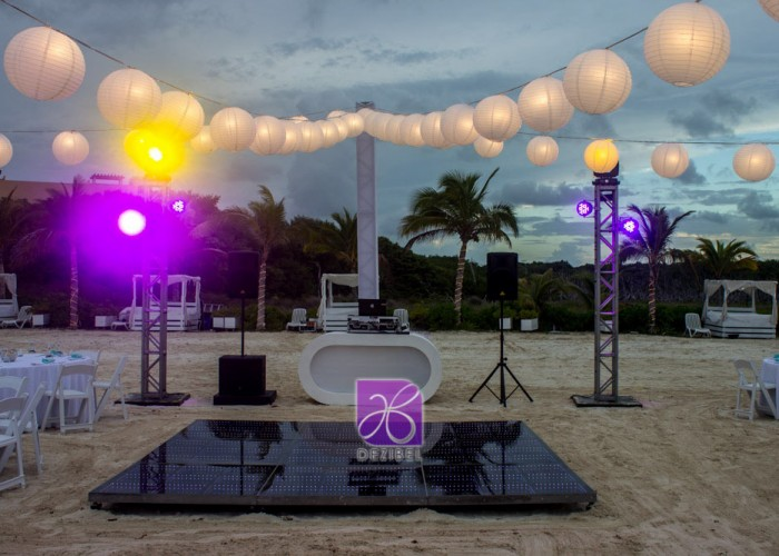 Chinese-Lanterns -Cancun-wedding-events