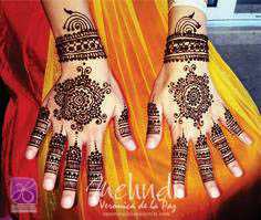 Beach Weddings Cancun- Planners- Tatoo Mehndi (11)