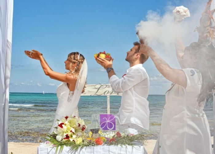 Mayan-Ceremony-Cancun-Beach-Wedding-6