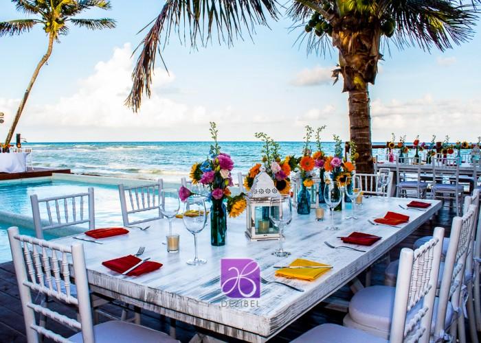 Paulina + Brandon - Wedding - location - Cancun - Riviera Maya MAV-46