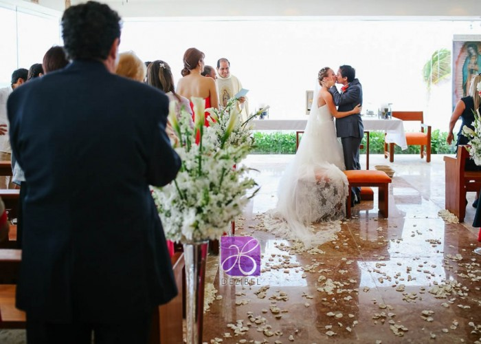 Wedding cancun-Planners - Ceremony at the beach- Awesome view-124