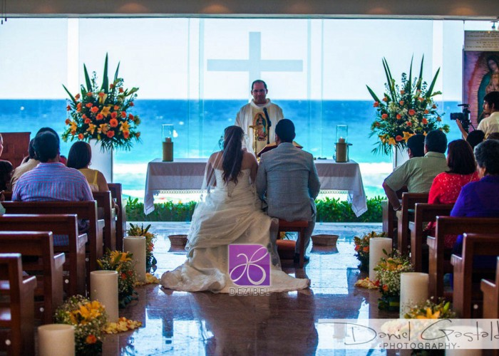 Wedding cancun-Planners - Ceremony at the beach- Awesome view-233