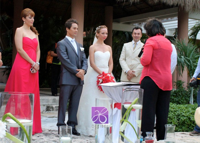Wedding cancun-Planners - Ceremony at the beach- Awesome view-29