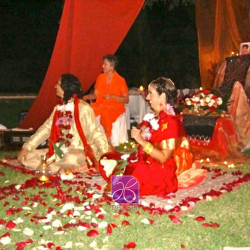 Wedding cancun-Planners - Indu Ceremony outdoor-6
