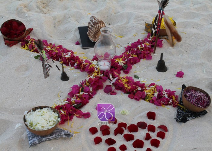 Wedding cancun-Planners - Mayan Ceremony at the beach-15