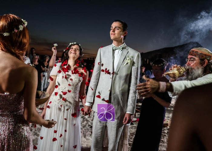 Wedding cancun-Planners - Mayan Ceremony at the beach-67