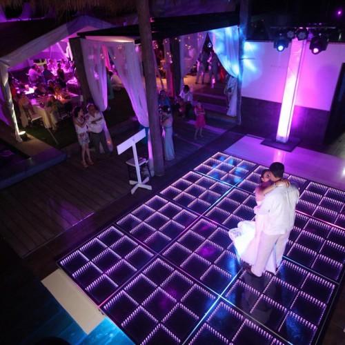 Wedding cancun-Planners-Infinity Dance Floor-Dance Floor for party-183
