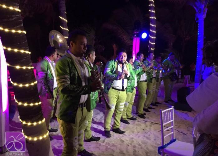 Band music- cancun weddings-4