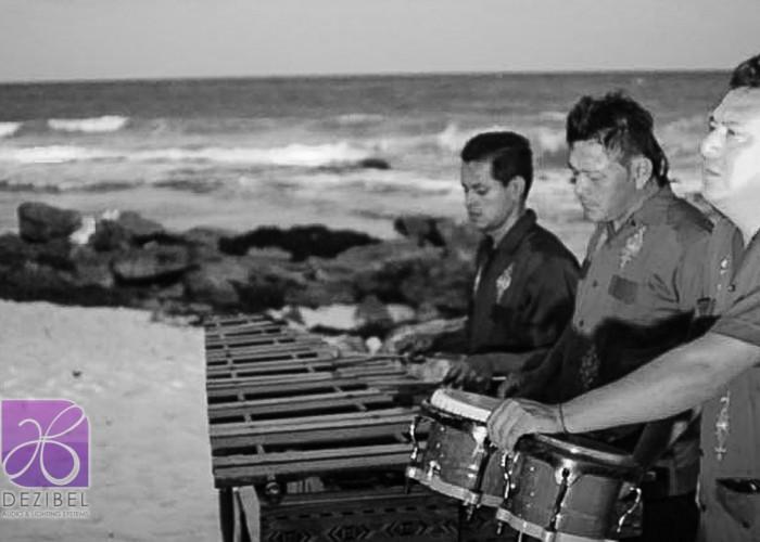 Beach Wedding cancun- Marimba-12
