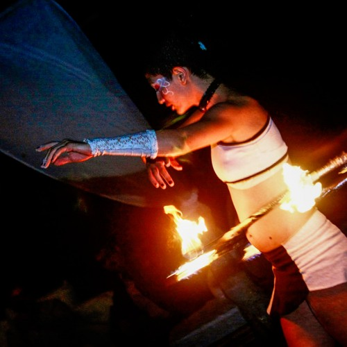 Wedding cancun-Planners-fire shows for events-fire shows company-38