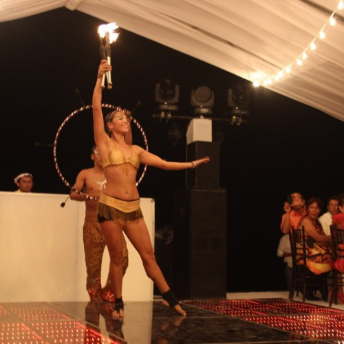 Wedding cancun-Planners-fire shows for events-fire shows company