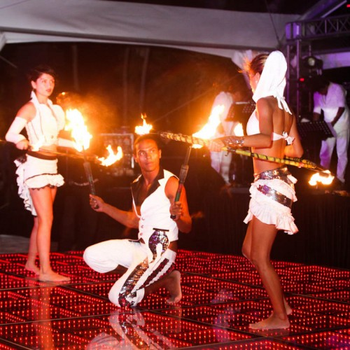 Wedding cancun-Planners-fire shows for events-fire shows company-59